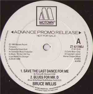 Bruce Willis - Save The Last Dance For Me mp3 flac download free