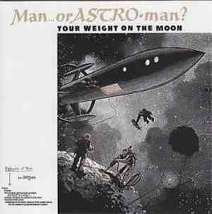 Man… Or Astro-Man? - Your Weight On The Moon